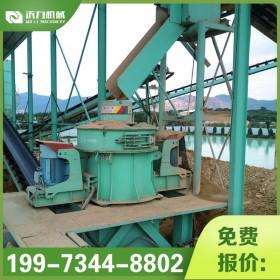沃力制砂机价格 石料厂制砂机 河卵石制沙