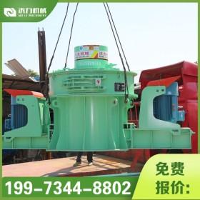 沃力现货鹅卵石制砂机  对辊制砂机  河卵石制砂机设备