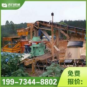 沃力工厂现货岩石制砂机  制砂生产设备  复合式制砂机