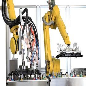 机器人自动涂胶机 — 大连华工