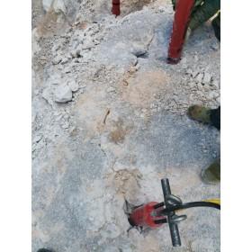 露天矿开采液压岩石开石机