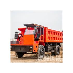 特种矿山车,前后加力窄体运渣车四驱窄体出渣车