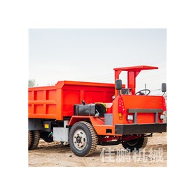 定做矿道专用车改装低矮型四驱运适用各种巷道运输