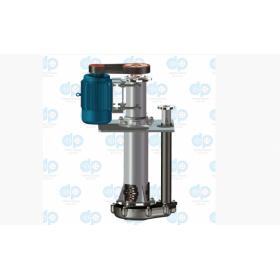 ZJLR橡胶液下泵