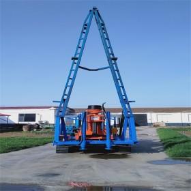 Y2B地质钻机参数用途 履带勘探钻机
