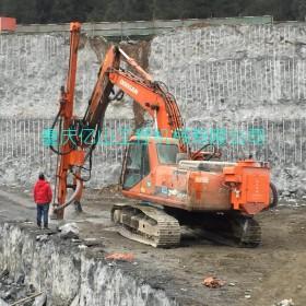 矿山机械设备挖改液压凿岩钻机,挖改钻机