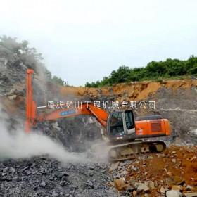 亿山岩石钻眼钻孔机  矿山打炮眼挖改钻  凿岩机
