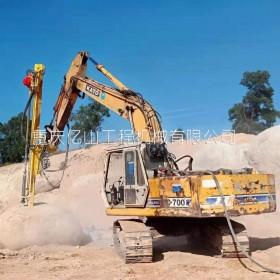 山东,济南工程设备挖改潜孔钻机,专打大孔深孔机械设备