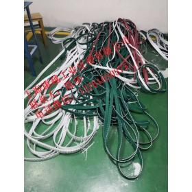 子午线轮胎成型机齿形输送带 聚氨酯同步带 凯夫拉线芯皮带