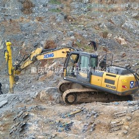 露天式挖改潜孔钻机 矿山开采用潜孔钻机 亿山分体式潜孔钻机