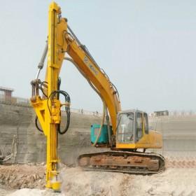 采矿设备之一挖改凿岩钻机,冲击钻机,挖改钻机
