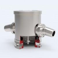 食用油+储罐旋转喷射搅拌器(固定式)