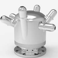 控速旋转喷射搅拌器 安全防护