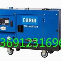日本进口东洋发电机TDL13000TE-B