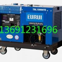 日本进口东洋柴油发电机TDL13000TE