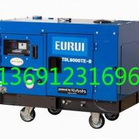 日本进口柴油发电机TDL9000TE-B