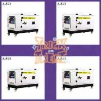 5kw静音汽油发电机TOTO5参数详细介绍