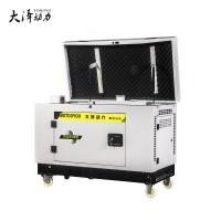 8kw静音汽油发电机TOTO8参数详细介绍