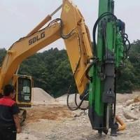 供应岩石钻裂一体机全液压挖改钻机.劈裂器凿岩机凿岩机配件等。