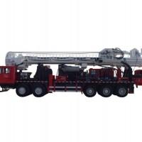 ZMK5530TZJ60型矿山特种钻机车
