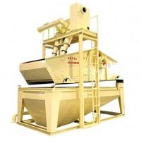 LM系列细砂回收尾矿干排装置