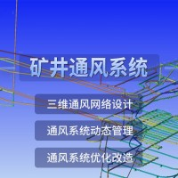 矿井通风系统(iVent)
