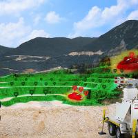 边坡雷达监测系统(IBIS)