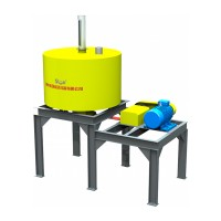 SLon-CD超导高梯度磁选机