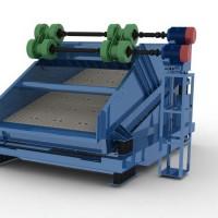 诚信振动专业生产ZSL2060大型冷矿振动筛