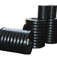 复合弹簧  金属螺旋弹簧和橡胶复合为一体