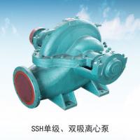 SH单级、双吸离心泵