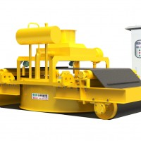 RCDFJ-T系列强迫油循环自卸式电磁除铁器