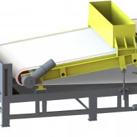 SPBC型永磁板式强磁选机