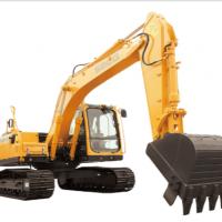 E6125F 中型液压挖掘机