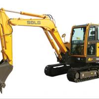 E660FL 小型液压挖掘机