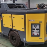 移动式空气压缩机