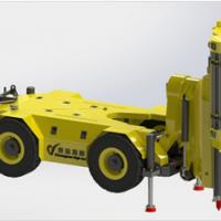 CY-UMT系列地下液压顶锤式钻机