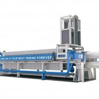 2600型程控节能高效隔膜滤榨机