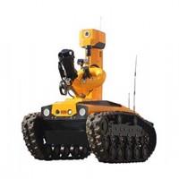 矿下消防灭火侦察机器人