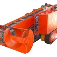 煤矿水仓清理机器人