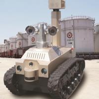 防爆消防侦查机器人