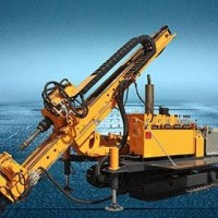 MDL-200多功能全液压履带钻机