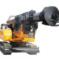 全油缸加压履带方杆旋挖机