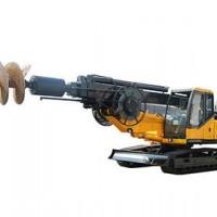 LD-154履带方杆旋挖机