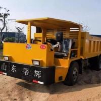 山东蒂辉山狮UQ-12矿用车