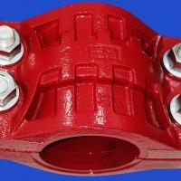 支持订制各种型号钢管连接器