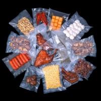 东莞透明复合材料防水抗刺穿电子食品真空包装袋