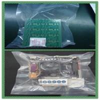 清远防静电真空袋 云浮电子产品真空袋 肇庆电路板真空袋