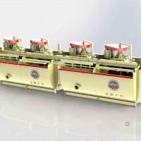 BS-K型充气机械搅拌浮选机