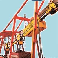 北京双泰矿用气动单轨吊DQD